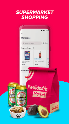 PedidosYa - Delivery Online Apkfinish screenshots 3