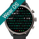 Word Clock Watch Face