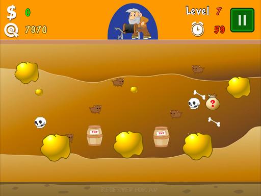 Gold Miner Classic Lite 1.1.6 screenshots 8