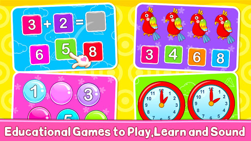 Toddler Learning Games for 2-5 Year Olds screenshots 4