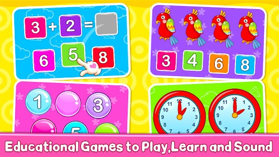 Toddler Learning Games for 2-5 Year Olds 1.25 Screenshots 4
