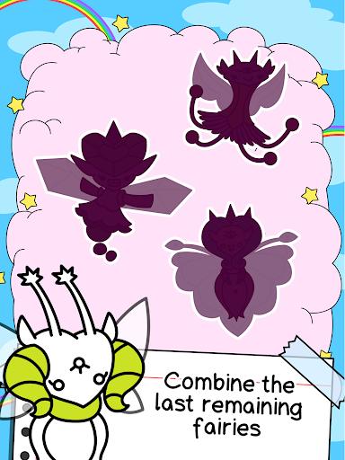 Fairy Evolution - Create Magic Creatures screenshots 11