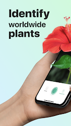 PictureThis: Identify Plant, Flower, Weed and More .APK Preview 1