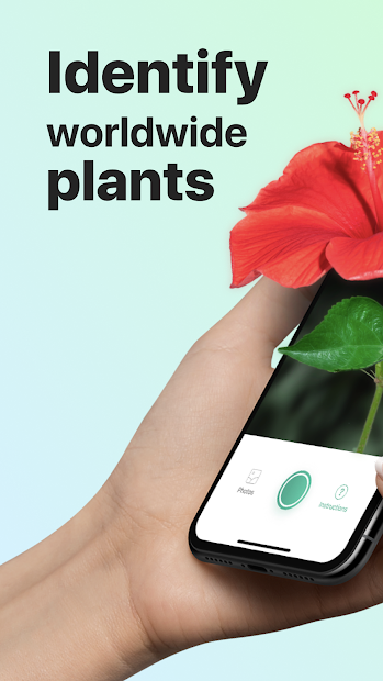 PictureThis: Identify Plant, Flower, Weed and More Android App Screenshot