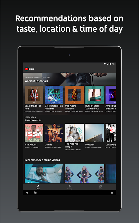 YouTube Music poster 11