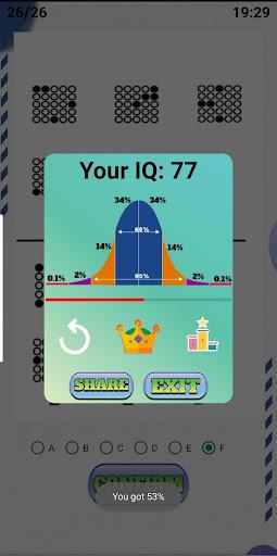 IQ Test and Math IQ 2.8 screenshots 2