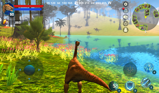 Gallimimus Simulator  screenshots 12