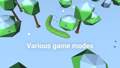 Snake 3D  screenshots 2