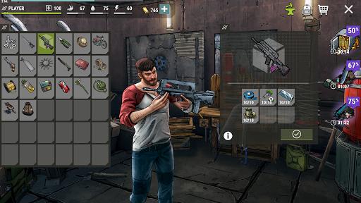 Dark Days: Zombie Survival Apkfinish screenshots 3