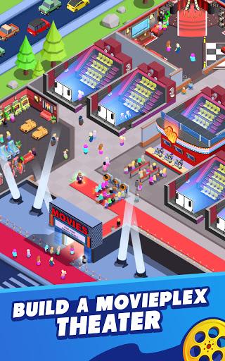 Box Office Tycoon - Idle Movie Tycoon Game  screenshots 1
