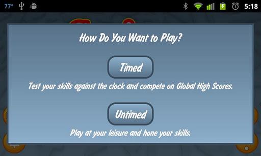 Syrious Scrambleu00ae Free apkpoly screenshots 2