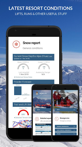 reith im alpbachtal snow, cams, pistes, conditions screenshot 3