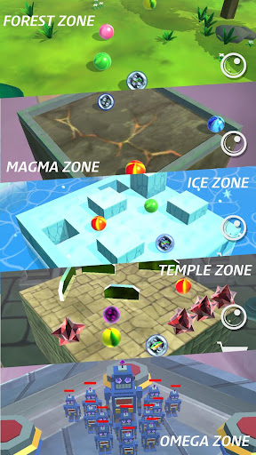 Marble Zone : Offline stylish puzzle action screenshots 5