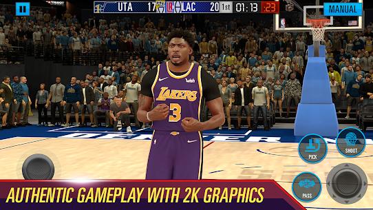 Free NBA 2K Mobile Basketball Game 1
