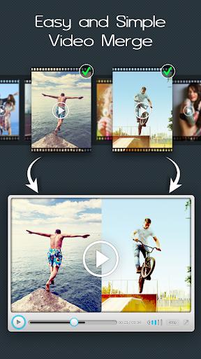 Video Merge : Easy Video Merger & Video Joiner 1.7 Screenshots 2