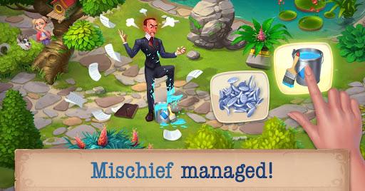Pet Stories: Blast puzzles game  screenshots 3