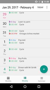 Calendar Plus - Event Reminder