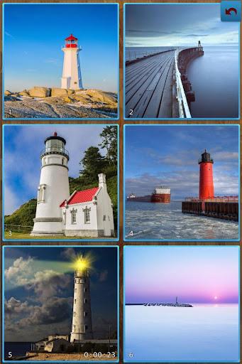 Lighthouse Jigsaw Puzzles 1.9.17 screenshots 1