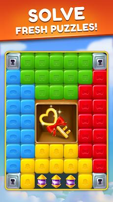 Toy Tap Fever - Cube Blast Puzzleのおすすめ画像3