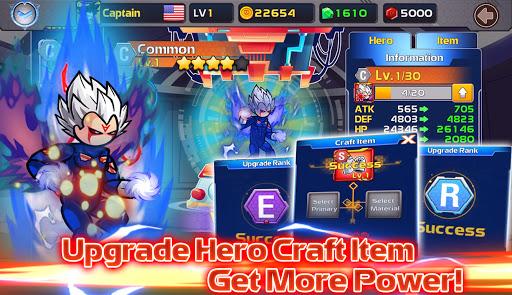 Stickman PvP Online - Dragon Shadow Warriors Fight  screenshots 21