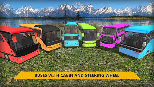 Mountain Bus Simulator 2020 - Free Bus Games 2.0.2 Screenshots 4