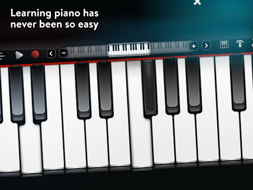 Real Piano - Learn how to play! apktram screenshots 6