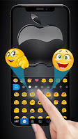 Keyboard - Jet Black New Phone10 keyboard