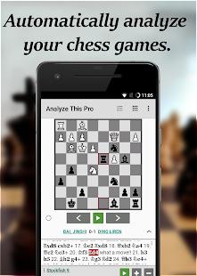 Chess - Analyze This (Free) 5.4.8 Screenshots 4