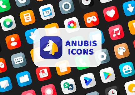 Anubis – Icon Pack 1.3 MOD APK [UNLOCKED] 1
