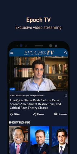 The Epoch Times: Live & Breaking News  screenshots 3
