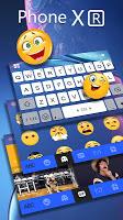 XR NEW PHONE Keyboard