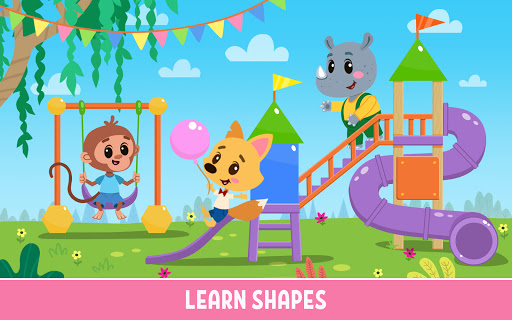Preschool learning games for toddlers & kids  screenshots 14