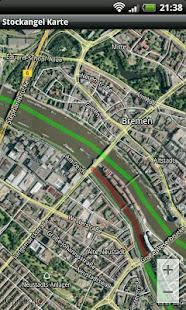 stockangelschein bremen karte Stockangelkarte Bremen – Apps bei Google Play