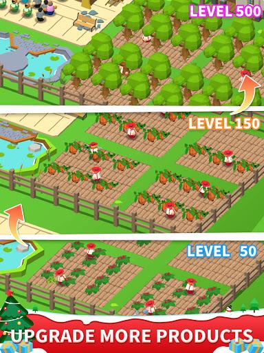 Idle Leisure Farm - Cash Clicker apktram screenshots 8