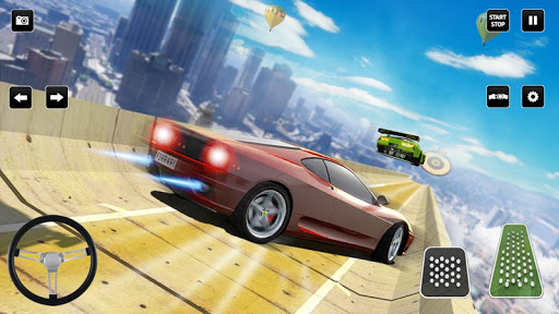 Ramp Cars stunt racing 2020: 3D Mega stunts Games  screenshots 7