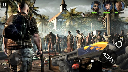 Zombie Critical Strike Mod Apk- New Offline FPS (Unlimited Money) 3