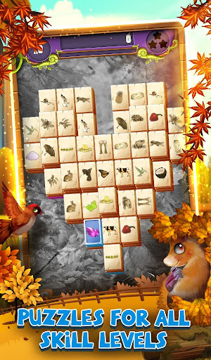 Mahjong Solitaire: Grand Autumn Harvest 1.0.17 screenshots 18