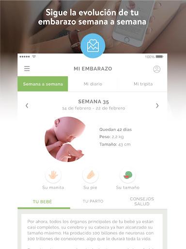 Mi embarazo al du00eda: Seguimiento y control 6.4 Screenshots 6