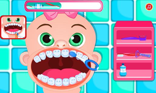Emily Brushing Tooth  screenshots 4