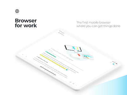 Ocean - Browser for Work
