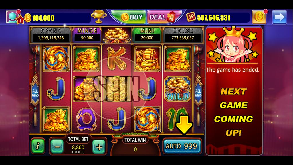 Let's Vegas Slots - Casino Slots poster 16