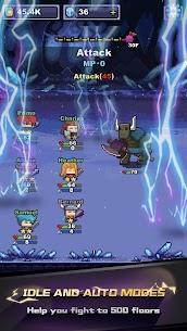 Infinite Knights MOD Apk 1.1.22 (Unlimited Stones) 4