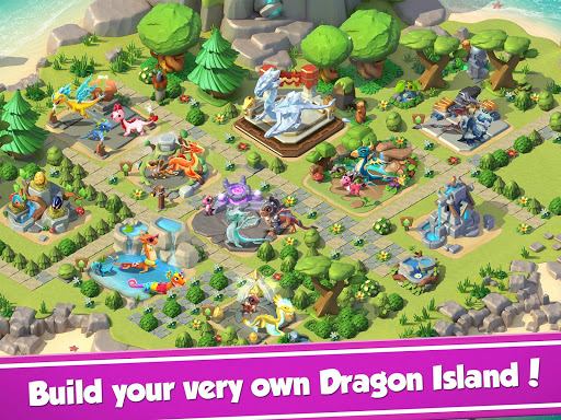 Dragon Mania Legends 6.1.0o screenshots 17