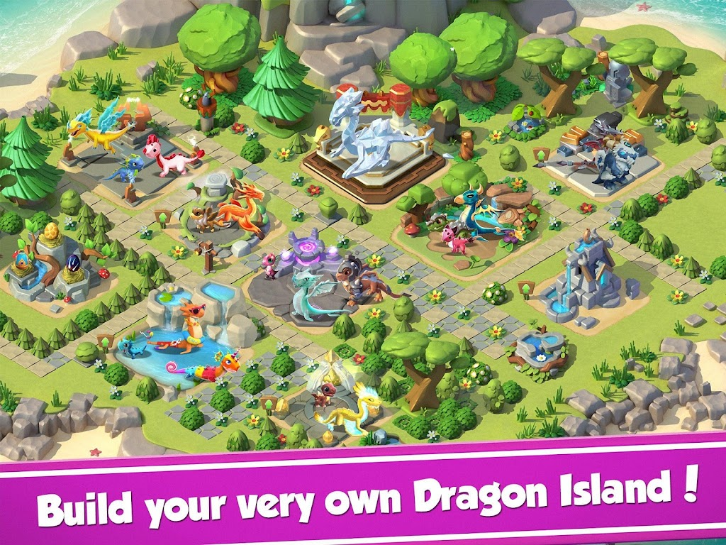 Dragon Mania Legends  poster 16