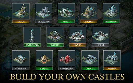 War and Magic: Kingdom Reborn screenshots 11