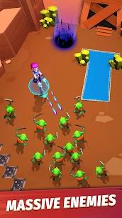 Guardians: Alien Hunter Mod 1.0.8 Apk [Unlimited Gold/Diamonds] 4