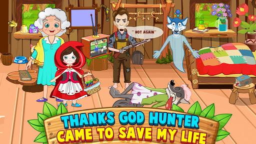 Mini Town: My Little Princess Red Riding Hood Game  screenshots 5