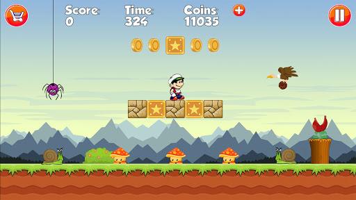 Nob's World - Super Adventure modiapk screenshots 1