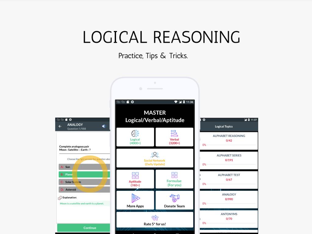 Logical Reasoning (Remake)  poster 0