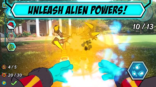Ben 10: Alien Experience MOD (Unlimited Money) 5